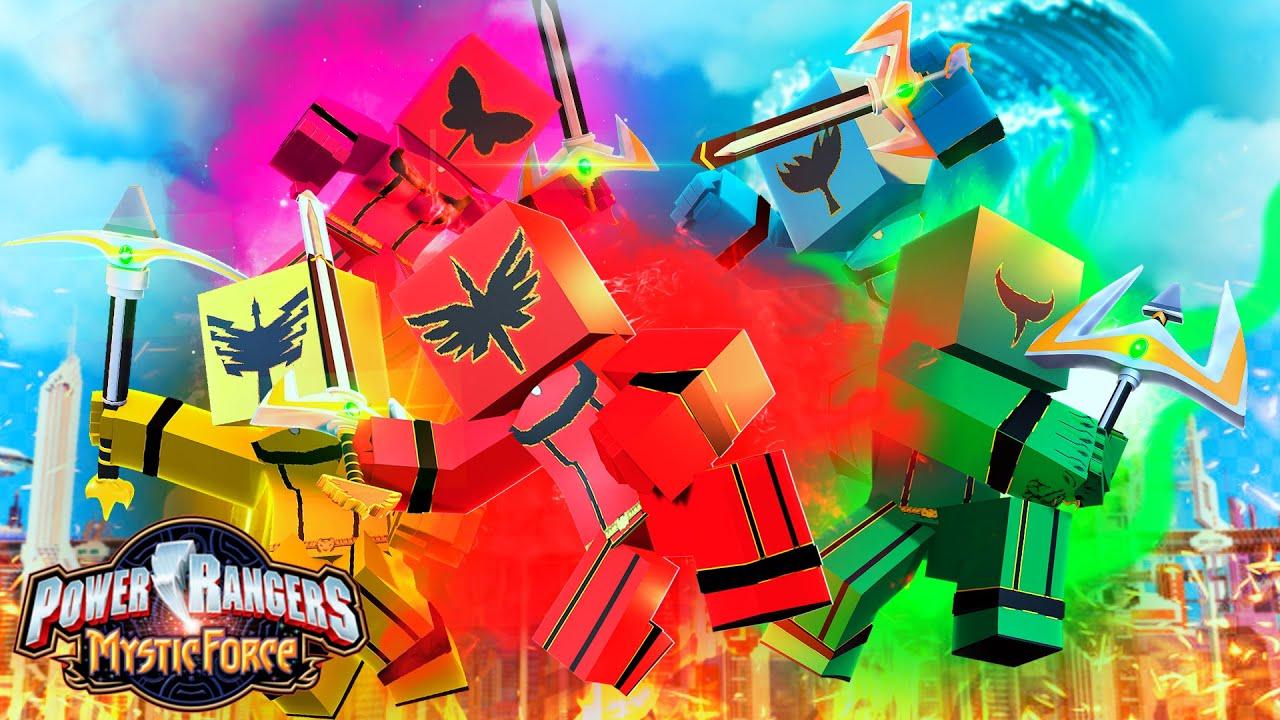 Minecraft: ARMAS RANGERS !!!  - Power Rangers #05 ‹ Goten ›