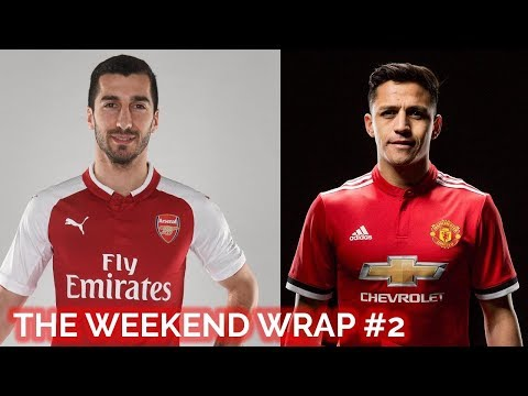 Mkhi Mistake? Alexis Is A RED! Conte Wants Crouch!? | Weekend Wrap #2
