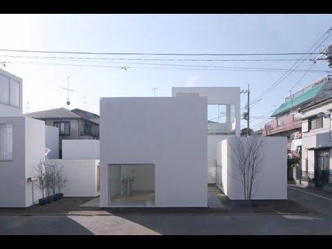 Moriyama House by Ryue Nishizawa 森山邸 西沢立衛