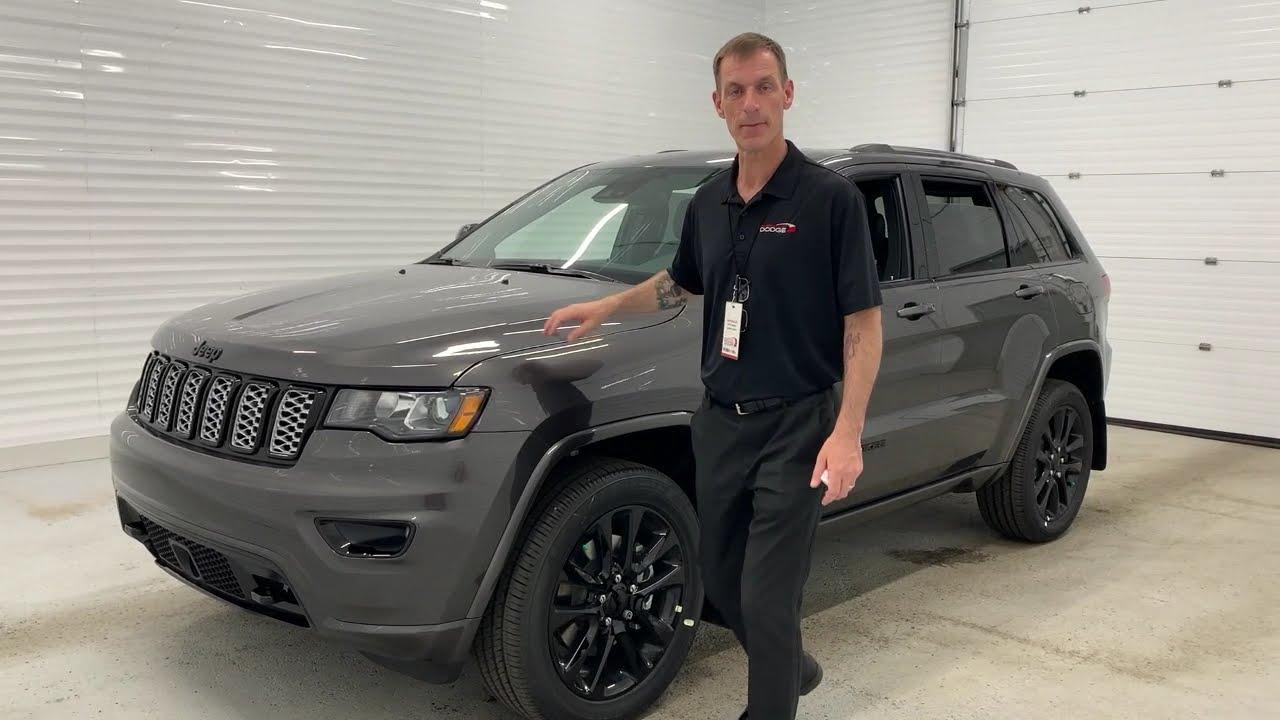 2021 Jeep Grand Cherokee Altitude - Stock # MGH6440   Sherwood Dodge