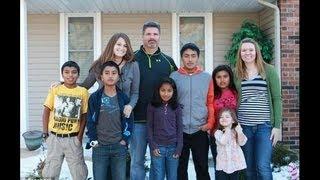 La increíble historia de cinco hermanitos peruanos que fueron adoptados por familia en EE.UU.