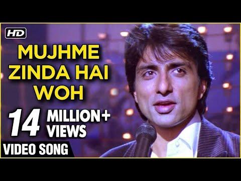 Mujhme Zinda Hai Woh -Video Song   Ek Vivaah Aisa Bhi  Sonu Sood, Isha Koppikar   Ravindra Jain Hits