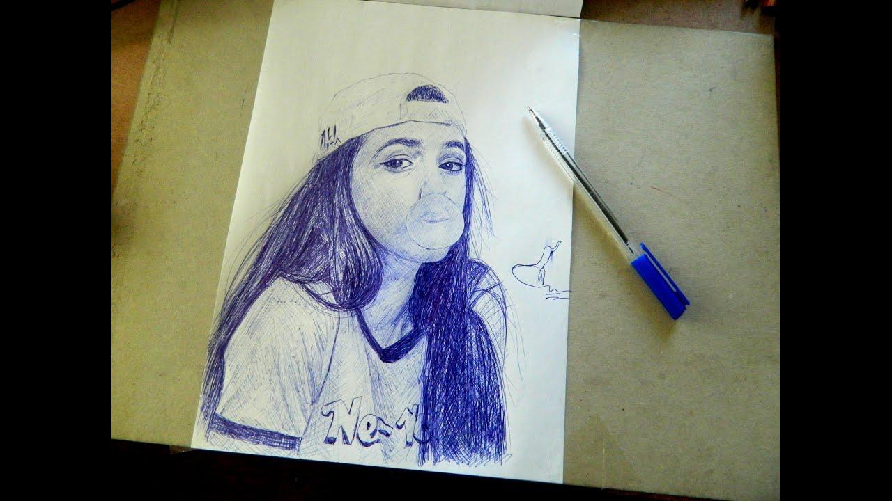девушка в кепке картинки