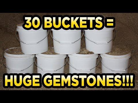 Crisson Gold Mine 30:1 Concentrates Gem Paydirt Review (CrissonGoldMine.com)