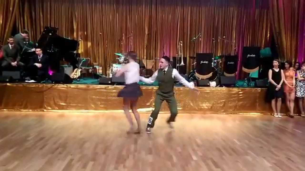 GSB Video Broadcast Snowball 2014 - Showcase Finals - Melanie & Hugo