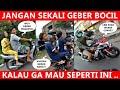 Bocil Ganggu Minta Di Geber Moge Eh Malah Girang   Mp3 - Mp4 Download