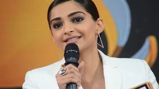 Sonam Kapoors CONTROVERSIAL Statement when asked about money!