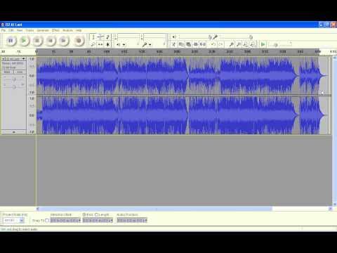 Change Pitch of MP3 Tutorial.avi