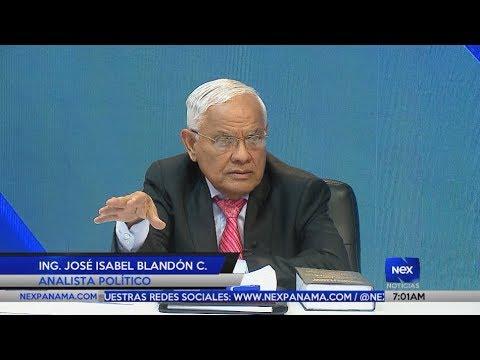 Análisis político nacional del Ing. José I. Blandón Castillo