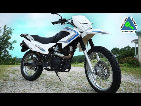 Testing The Worlds CHEAPEST Motorcycle!