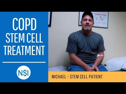 Can Stem Cell Therapy Cure COPD? | NSI Stem Cell Patient