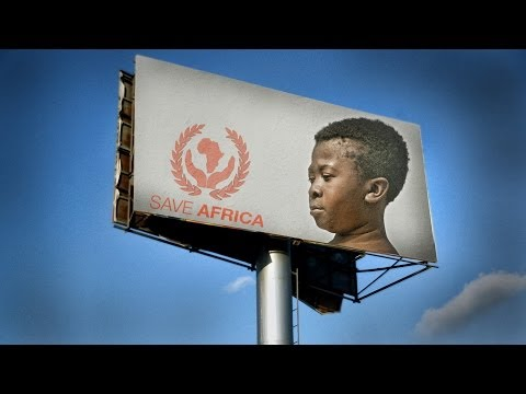 Lets save Africa!  Gone wrong