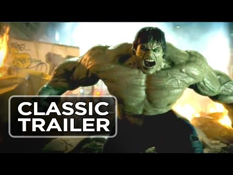 Trailer do filme O Incrível Hulk