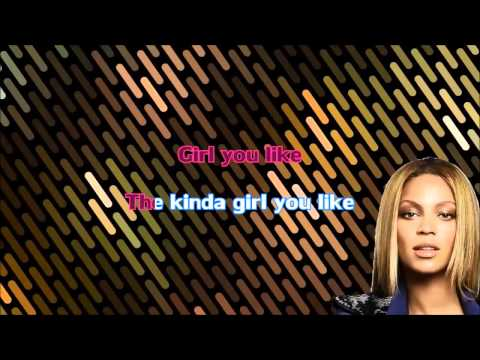 Beyonce - Partition (Karaoke/Instrumental) with lyrics [Official Video]