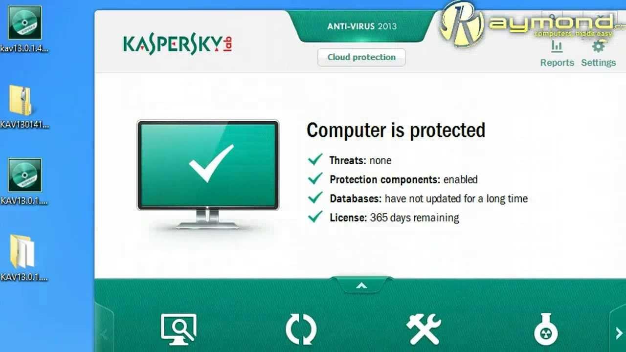 Activate kaspersky anti virus 2013 rog