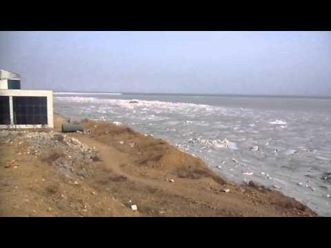 Bohai, the Frozen Sea