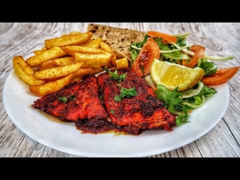 Tandoori Fish Recipe    Indian Cooking Recipes   Cook With Anisa   #Recipes