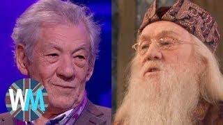 十位拒绝出演《哈利波特》的一流演员 Top 10 Actors Who Turned Down Harry Potter