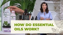 How Do Essential Oils Work On A Cellular Level?