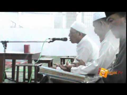 Masjid Agung Tegal bacaan menjelang berbuka puasa