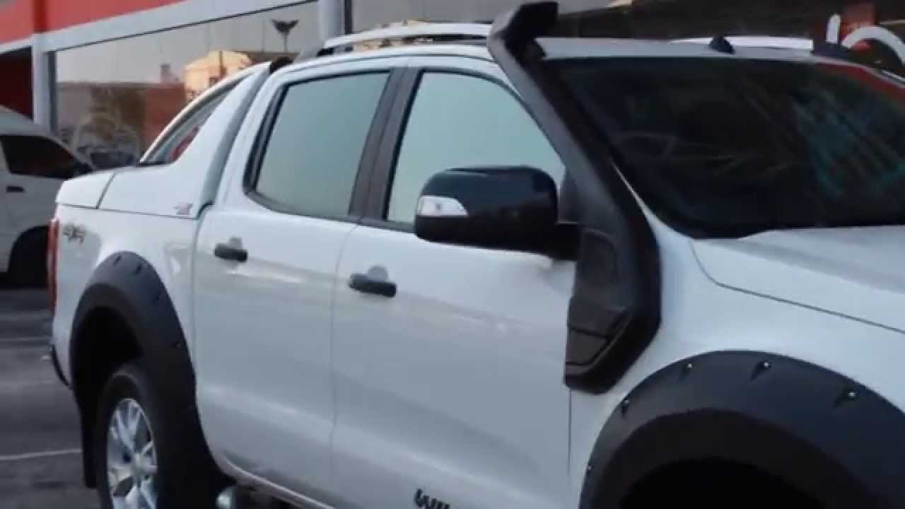 Review 2014 All New Ford Ranger Wildtrack 3.2 L 4 WD AT ...