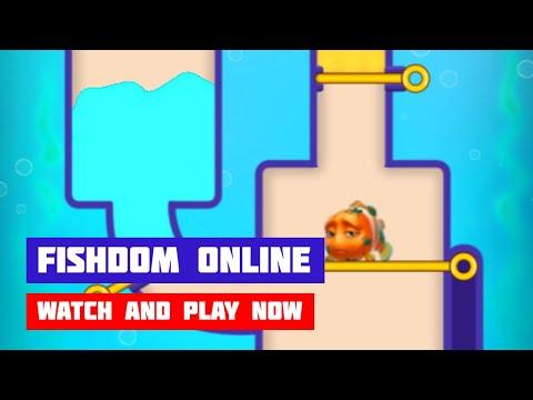 Fishdom Online · Game · Gameplay