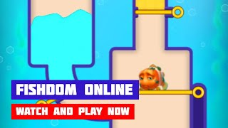 Fishdom Online · Game · Gameplay