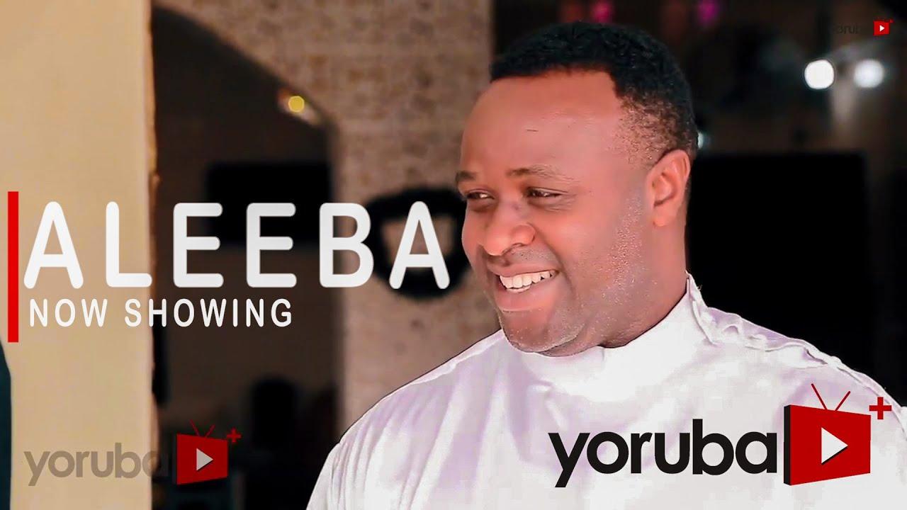 Download Aleeba Latest Yoruba Movie 2021 Drama Starring Femi Adebayo | Fathia Balogun | Rasheedat Jolaosho