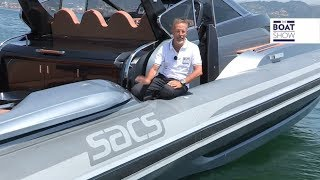 [ITA]  SACS STRIDER ZR - Review - The Boat Show