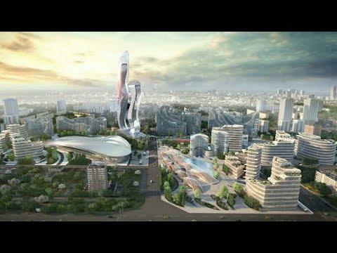 Senegal building smart city and economic hub worth $bn in diamnadio to ease Dakar congestion