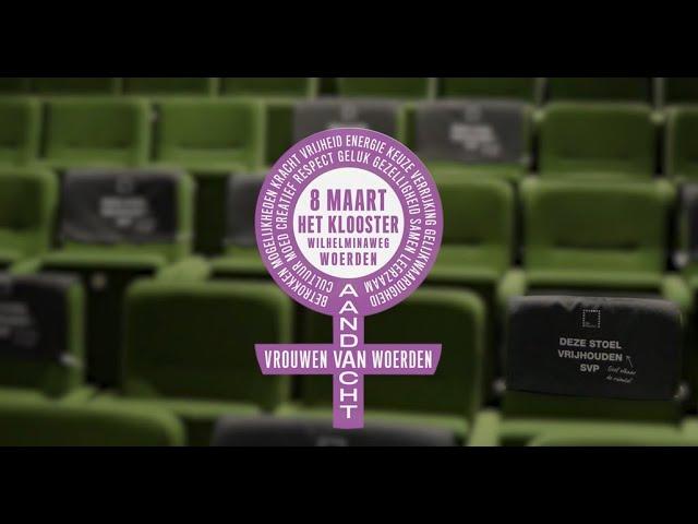 Vrouwen van Woerden 8 maart 2021