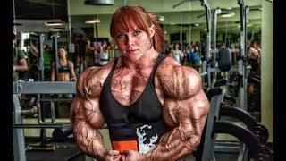 Natalia Kuznetsova - The BIGGEST and FREAKIEST Female Massmonster Bodybuilder 2018 | Bigger Than Men