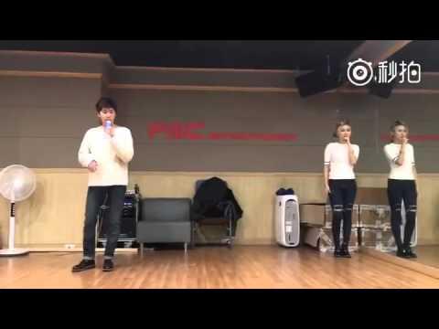 """Lee Hong Ki dancing """"Be your doll"""""""