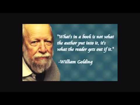 Biography of William Golding's