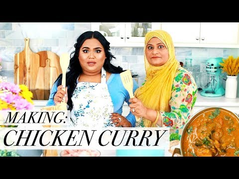 Trying to Cook for the First Time | Nabela