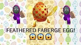 GETTING THE FABERGE EGG!! - ROBLOX Egghunt 2018