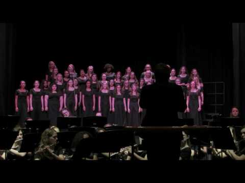 Christmas Carol Medley - The Catholic High School of Baltimore Band & Concert Choir
