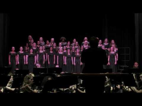 Christmas Carol Medley - The Catholic High School of Baltimore Band & Choir
