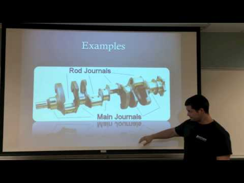 Team 10: Journal Bearing Selection, Applications and Examples