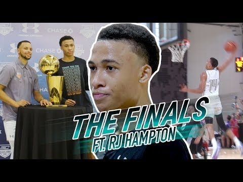 Everybody Coming At My Neck! Is RJ Hampton The Next High Schooler To Go Straight To The NBA? 😱