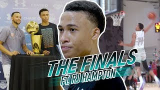 """Everybody Coming At My Neck!"" Is RJ Hampton The Next High Schooler To Go Straight To The NBA? 😱"