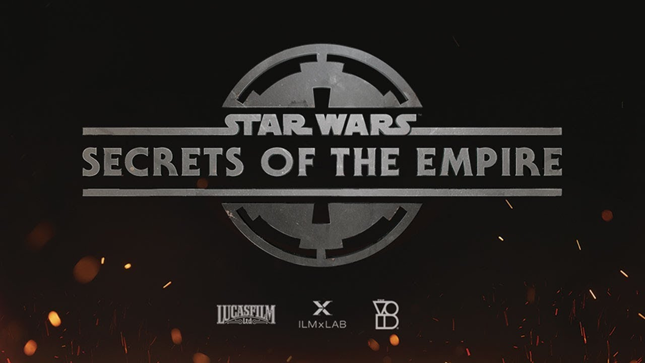 With Star Wars: Secrets of the Empire, VR is finally ready for prime-time -  The Verge