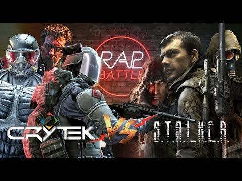 Рэп Баттл - S.T.A.L.K.E.R. Family vs. Crytek Family (Crysis & Far Cry & Warface) thumbnail