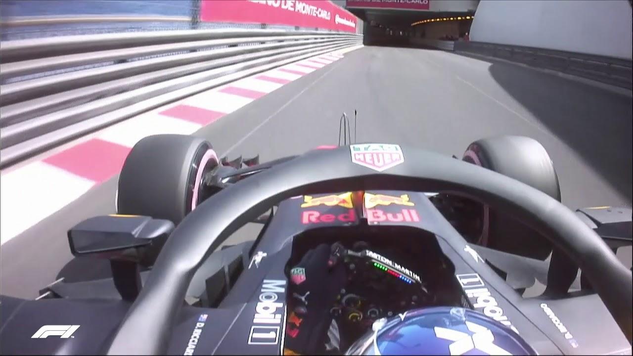 Daniel Ricciardo's Pole Lap   2018 Monaco Grand Prix