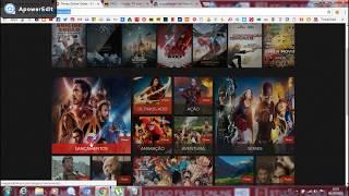 Como colocar filmes no seu site de Filmes Online !