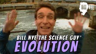 Bill Nye The Science Guy on Evolution (Full Clip)