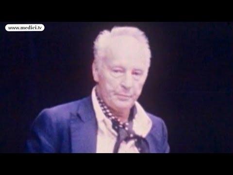 Masterclass on Balanchine's choreography - George Balanchine