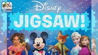 Disney Jigsaw Puzzles! - More Disney Moments To Put Back Together (iOS/iPad Gameplay)