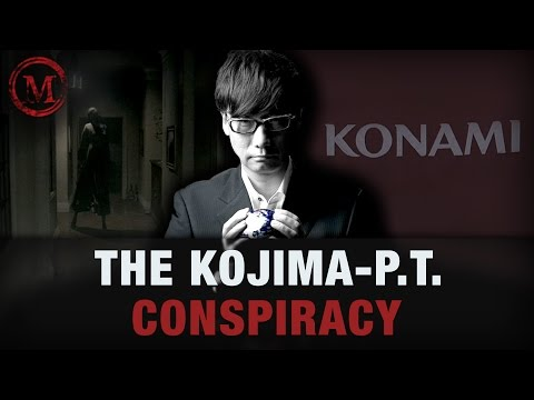 The Kojima-P.T. Conspiracy (Silent Hills|Konami) - Monsters of the Week Special (feat. Fungo)