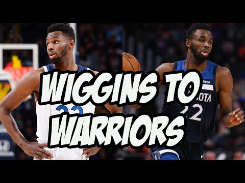 Warriors Trade D'angelo Russell For Andrew Wiggins